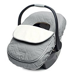 JJ Cole Car Seat Cover for Infants