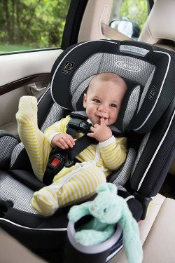 Graco 4ever All In One Convertible Car Seat Our 2019 Review