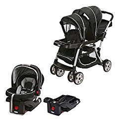 Read Graco Ready2Grow Double Stroller review​