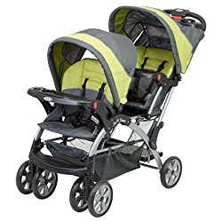 'Baby Trend Sit N Stand Double Stroller' from the web at 'https://cdn.bestcarseathub.com/wp-content/uploads/2017/08/51GJdVGDLlL._SL250_.jpg'