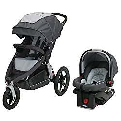 Graco Relay Click Connect Jogger