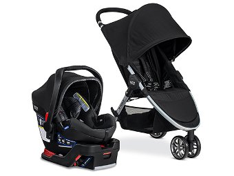 Britax Elite Travel System