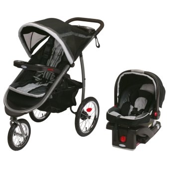 Graco FastAction Fold Jogger Click Connect - Overview