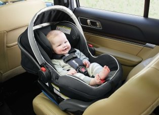 Newborn and Infant Safety Seat