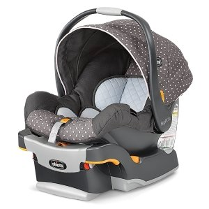 Chicco Keyfit Infant Car Seat and Base with Car Seat, Color: Lilla