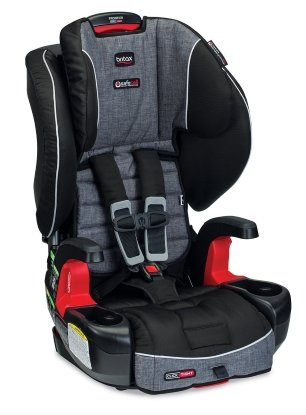 Britax USA G1.1 Frontier ClickTight Combination Harness Booster Seat