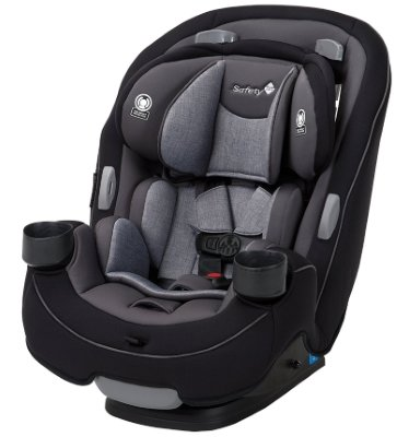 Grow and Go All-in-One Car Seat