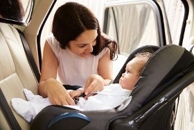 Infant Safety Seat (Rear Facing only)