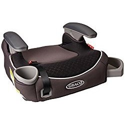 Read Graco Affix Backless Booster review​