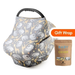 Busy Monkey – Multi-Use Car Seat Cover