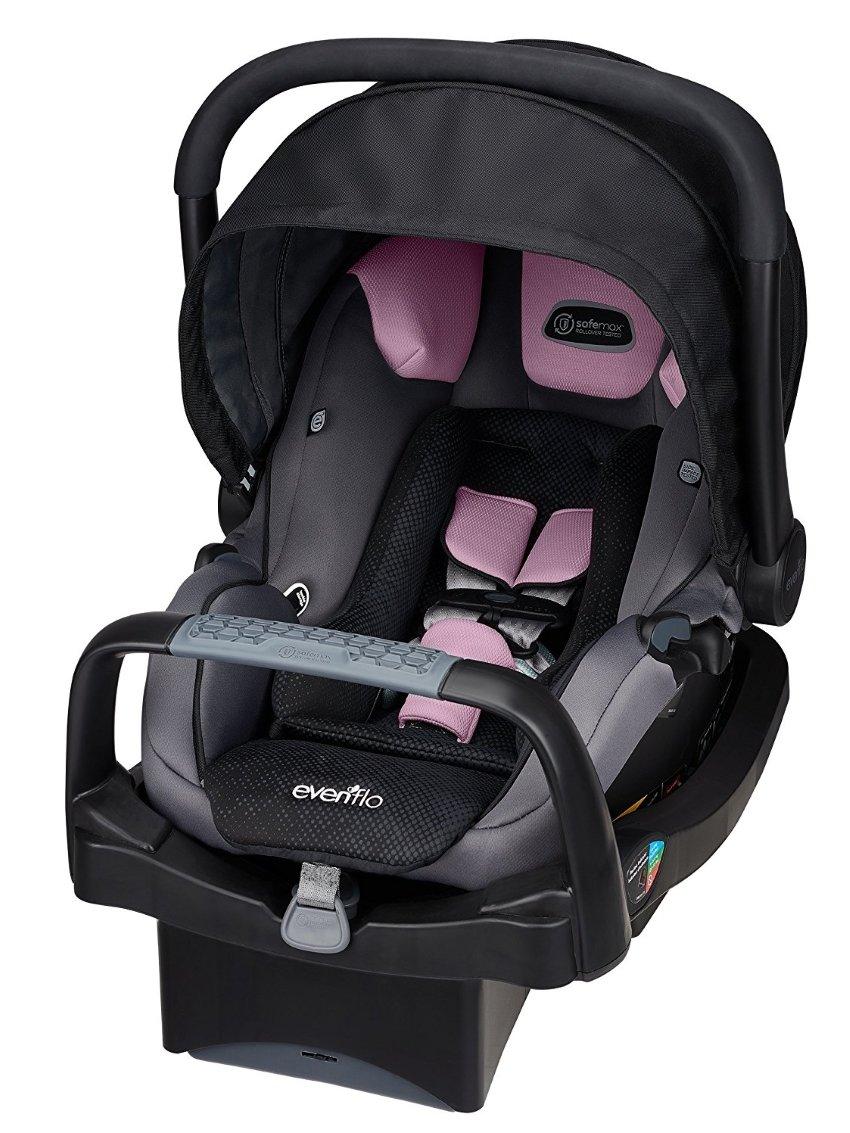 The Evenflo SafeMax Infant Car Seat