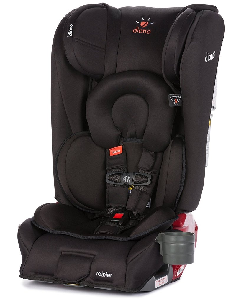 Dino Car Seat >> Diono Rainier All In One Car Seat Detailed 2019 Review