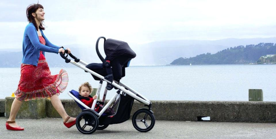 Car Seat & Stroller Combo