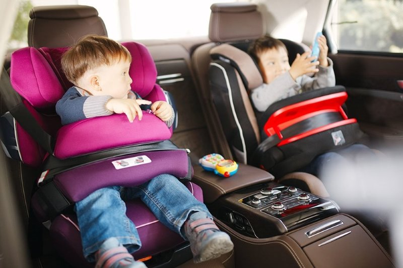 Improve car seat safety