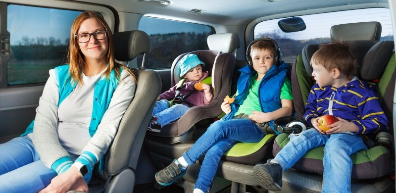 Your Complete 3 Across Car Seat Guide for Buying a Narrow Car Seat