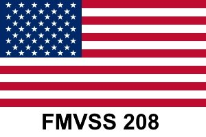 Federal Motor Vehicle Safety Standard Number 208