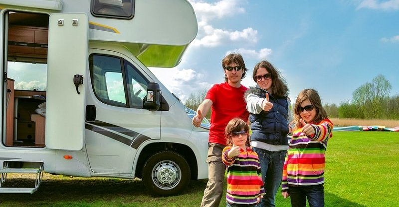 RV Travel With Children