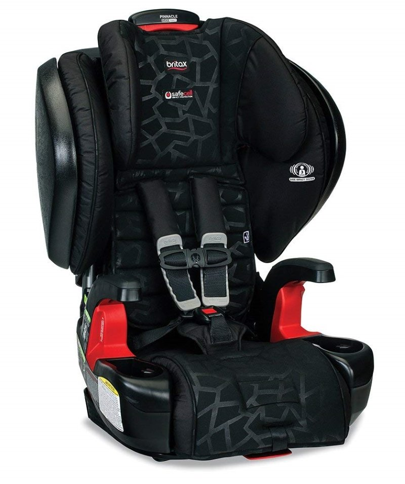 Britax Pinnacle G1 1 Harness 2 Booster Seat Our 2019 Review