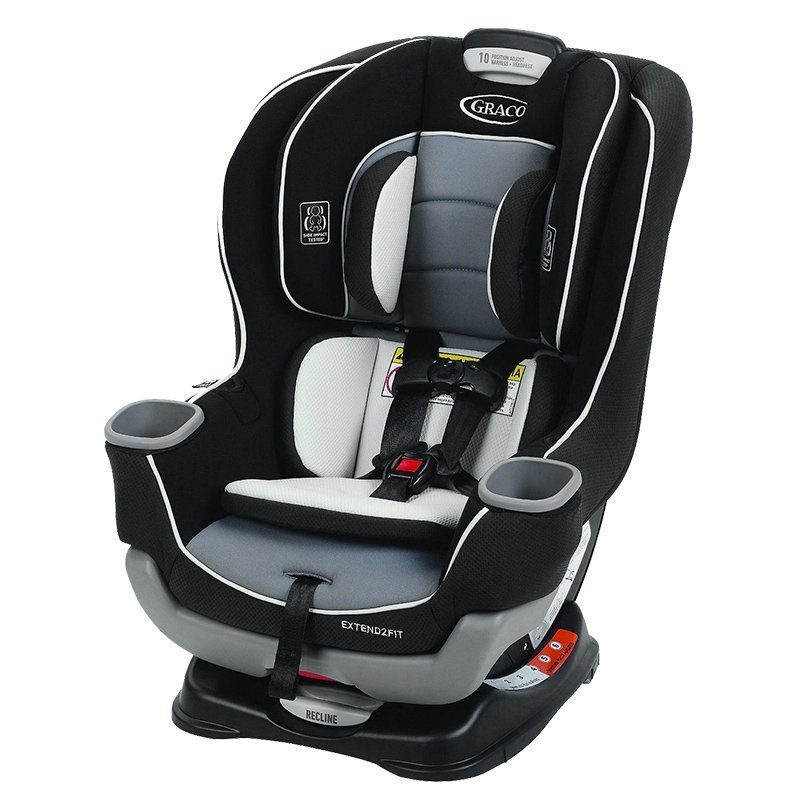 Graco Extend2Fit Convertible Car Seat Our 2018 Review