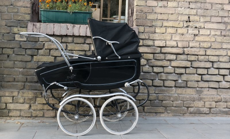 The Arrival of the Baby Stroller