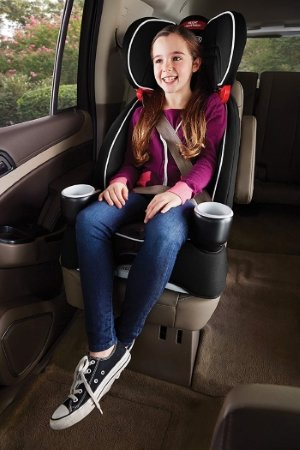 Adjust the Atlas Car Seat