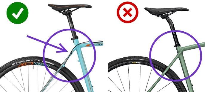 Eyelets for Bike Rack Mount