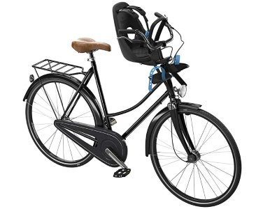 Thule Yepp Nexxt Mini on Bike