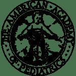 logotipo de la academia estadounidense de pediatría