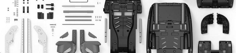 Diono Radian 3RXT Design