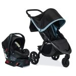 Britax 2018 B-Free & B-Safe Ultra Travel System