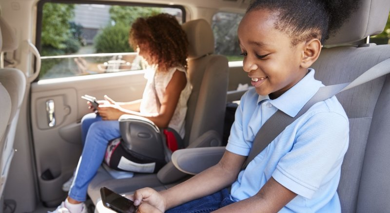 Car Safety For Your Big Kids