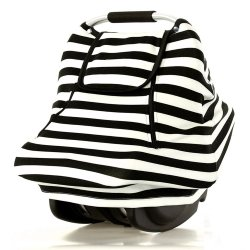 Amazlinen Stretchy Baby Car Seat Covers