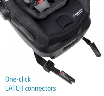 One-click LATCH connectors