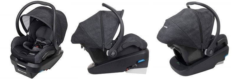 Maxi Cosi Mico Max Plus New Infant Safety Seat Review